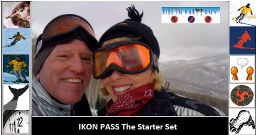 IKON PASS Starter Set